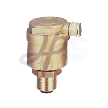 Brass exhaust valves
